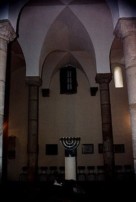 15th century synagogue of Tomar | Portugal