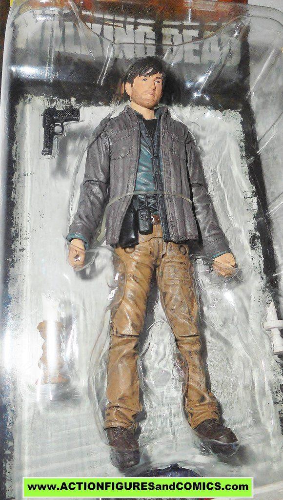 New The Walking Dead AMC TV Series 7 McFarlane Toys Action Figure GARETH