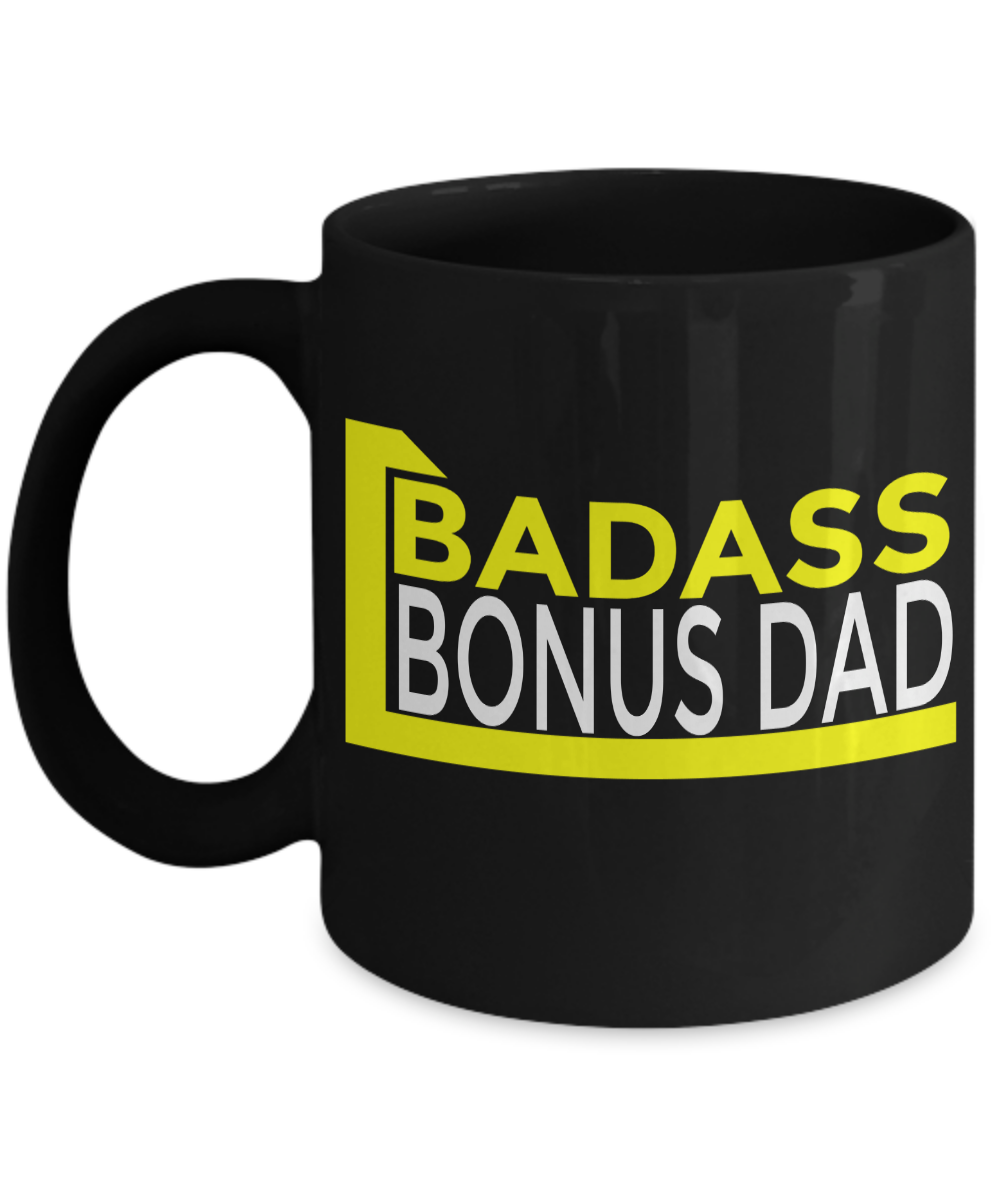 Step Dad Gifts From Daughter Or Son Step Dad Mug Step Dad