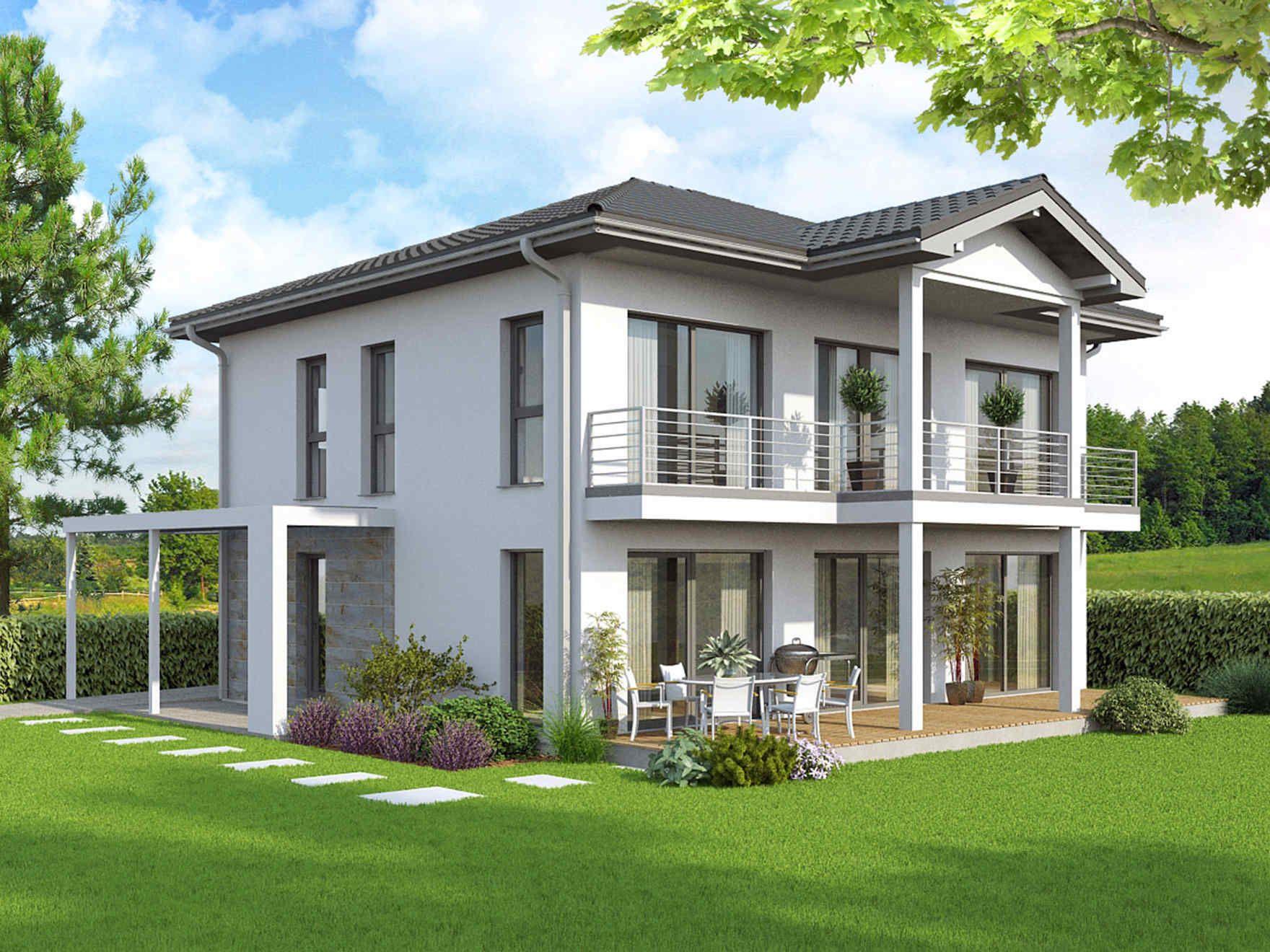 vario haus new design v gibtdemlebeneinzuhause einfamilienhaus fertighaus fertigteilhaus. Black Bedroom Furniture Sets. Home Design Ideas