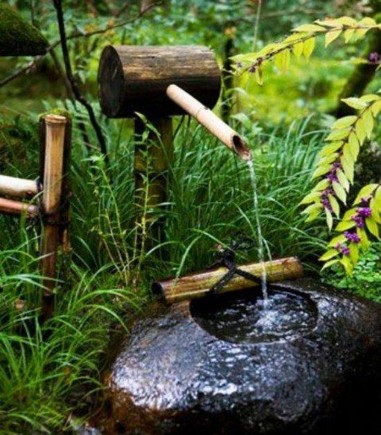 Décoration jardin japonais - 18 exemples inspirants | Petites ...