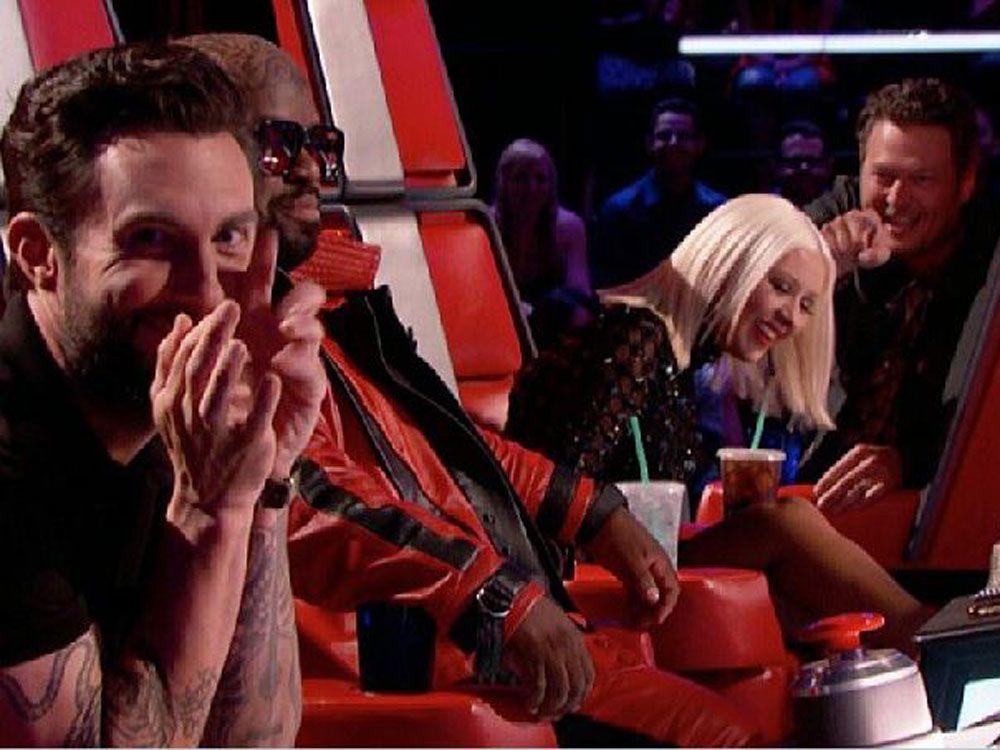 Blake Shelton accuses Adam Levine of sabotage on 'The Voice'