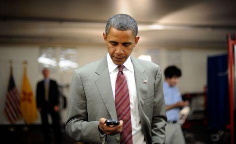 #Android Android todavia no llegara a la mano de Obama, al menos no tan pronto. - http://droidnews.org/?p=4107