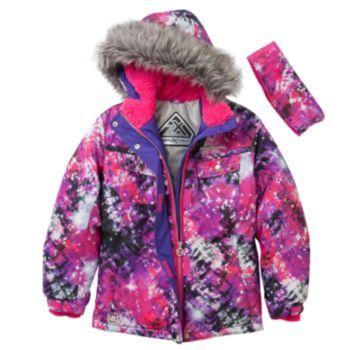 Zeroxposur Ella Snowboard Jacket Girls 7 16 Jackets