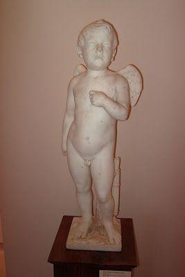 Francisco Pérez del Valle, Cupido, 1878.