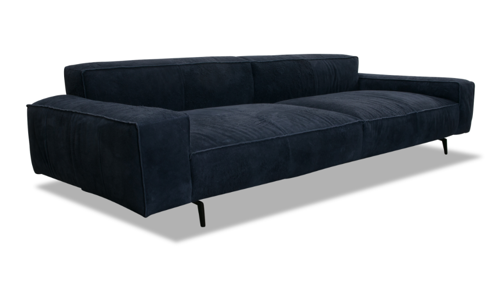 Tommy M Sofa Zou Zou In Leder Wilderness Blue In 2020 Sofa Outlet Neue Mobel Sitzen