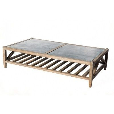 Blue Stone Coffee Table, Extra Large   Coffee Tables   Interiors Online    Furniture Online