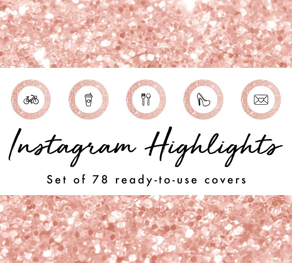 Instagram Highlight Icons Marble Camera