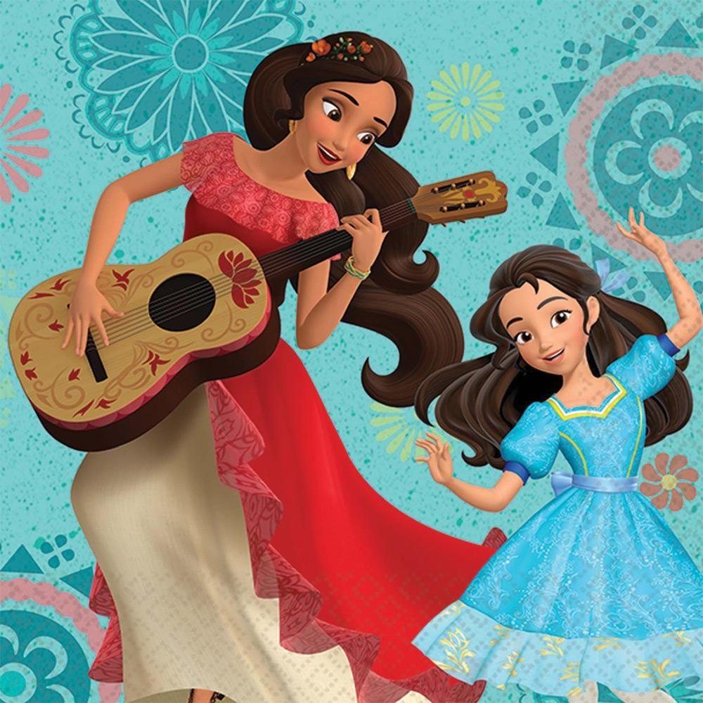 Disney Junior Elena Avalor 22/'/' Music Guitar