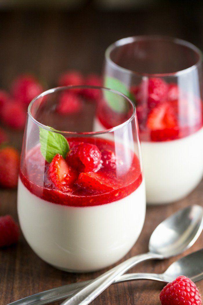 ▷ 1001+ Ideen für rote Grütze Kuchen mit Früchten Food