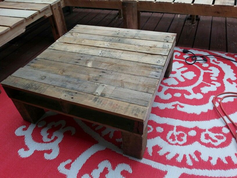 Best 25 Outdoor Coffee Tables Ideas On Pinterest Pallet