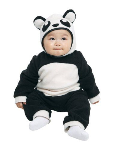 amazoncom infant baby panda bear halloween costume clothing jessie cook jones
