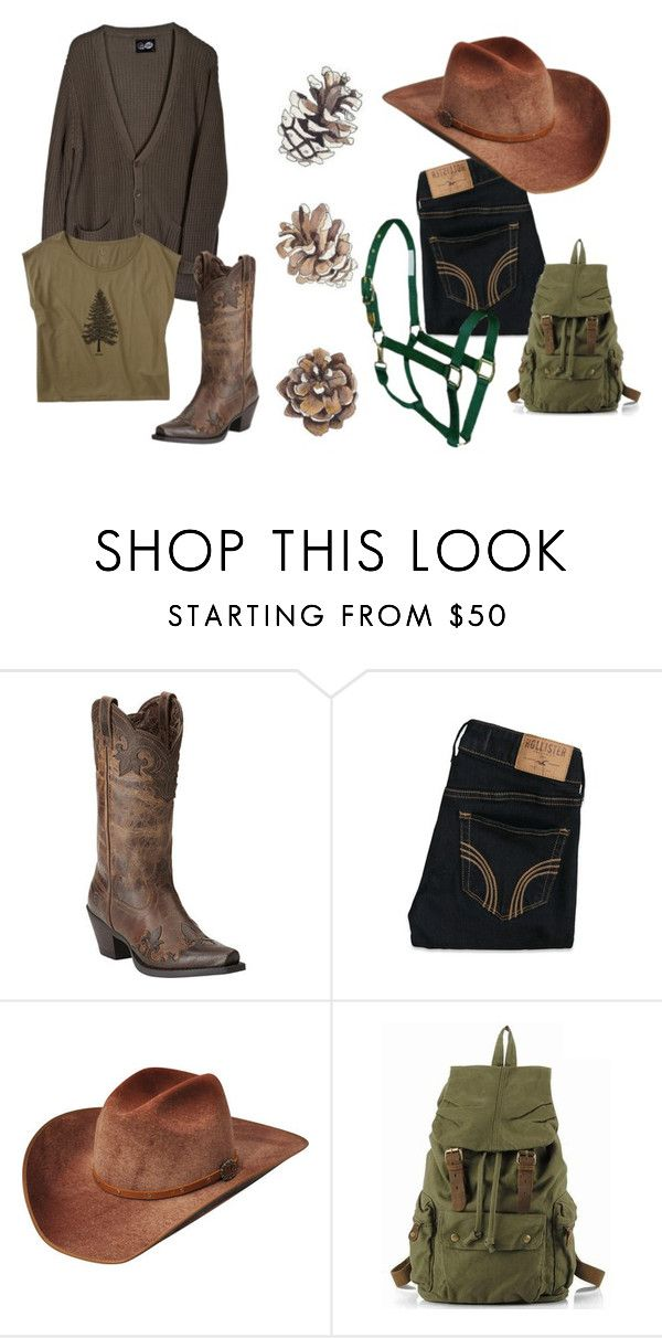 """~ w i s h ~"" by bewitched-soul ❤ liked on Polyvore featuring Cheap Monday, Ariat, Hollister Co. and Bailey Western"