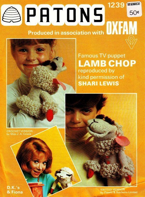 PDF Patterns - buggsbooks.com | Lamb chops, Hand puppets ...
