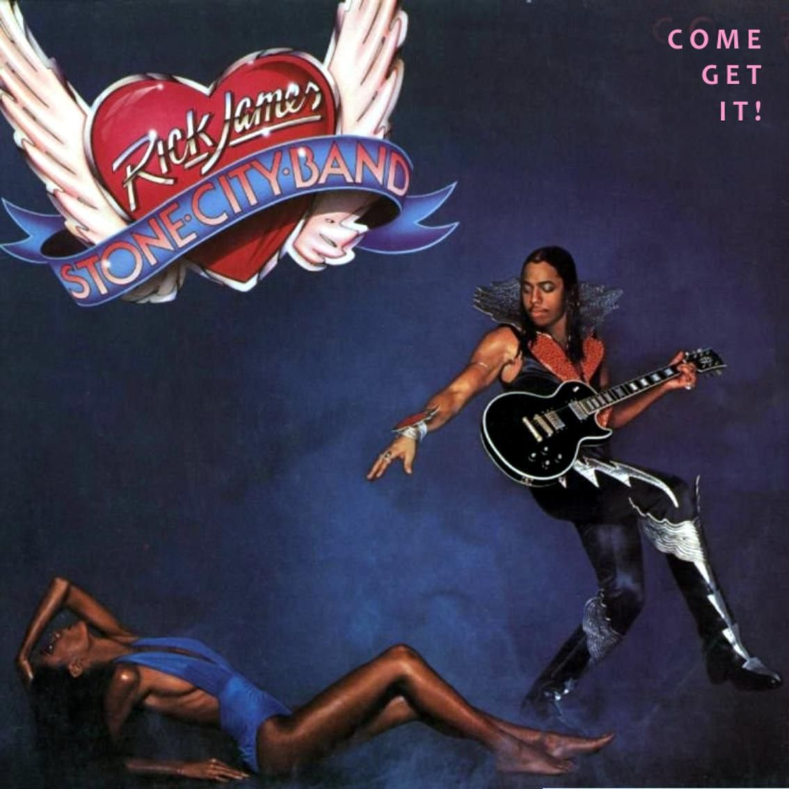Scandal Music Mary Jane 1978 By Rick James