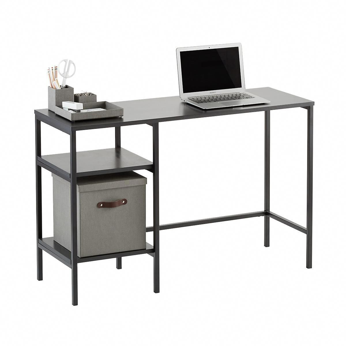 Kelsey Desk The Container Store Officedesk Office Desk Cheap Desk Chairs Cheap Office Chairs