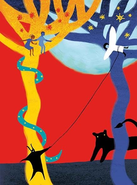 Desideria Guicciardini - professional children's illustrator, view portfolio