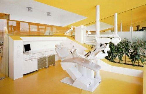 Minimalist Dental Clinic Interior Design Ideas Diseno De Clinica