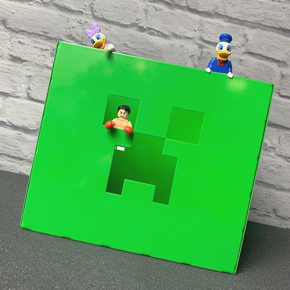 Minecraft-Inspired