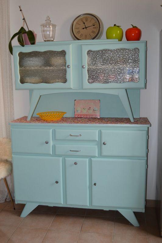 pimp mon buffet vintage ouvrir la cage aux oiseaux. Black Bedroom Furniture Sets. Home Design Ideas