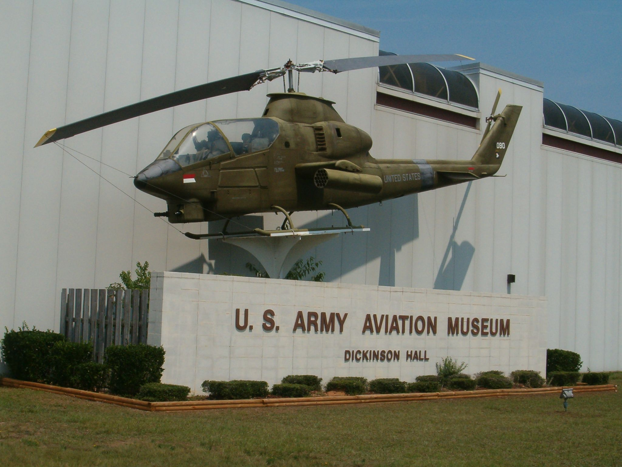 The U.S. Army Aviation Museum, Fort Rucker, AL