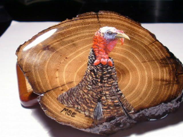 WILD TURKEY GOBBLER HUNTING HUNTER WESTERN BELT BUCKLE