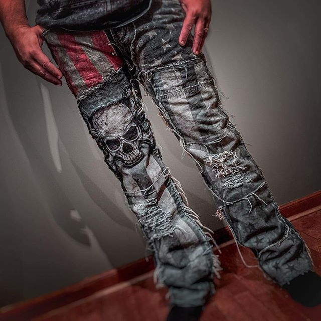 6aa2023a1 Wornstar Clothing - Clothing For Rock N Roll | Stage Wear in 2019 ...