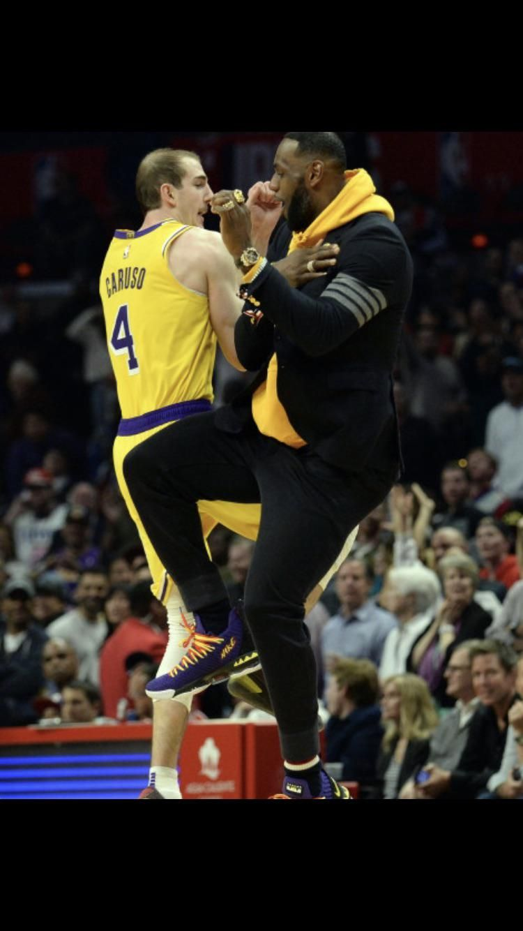 The Gym Rat Alex Caruso And His Rook Under Carusos Watch He Ll Do In 2020 Nba Fashion Gym Rat Basketball Funny