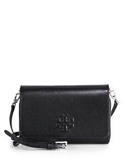 cf1487e0bf7 Tory Burch - Thea Flat Wallet Crossbody Bag