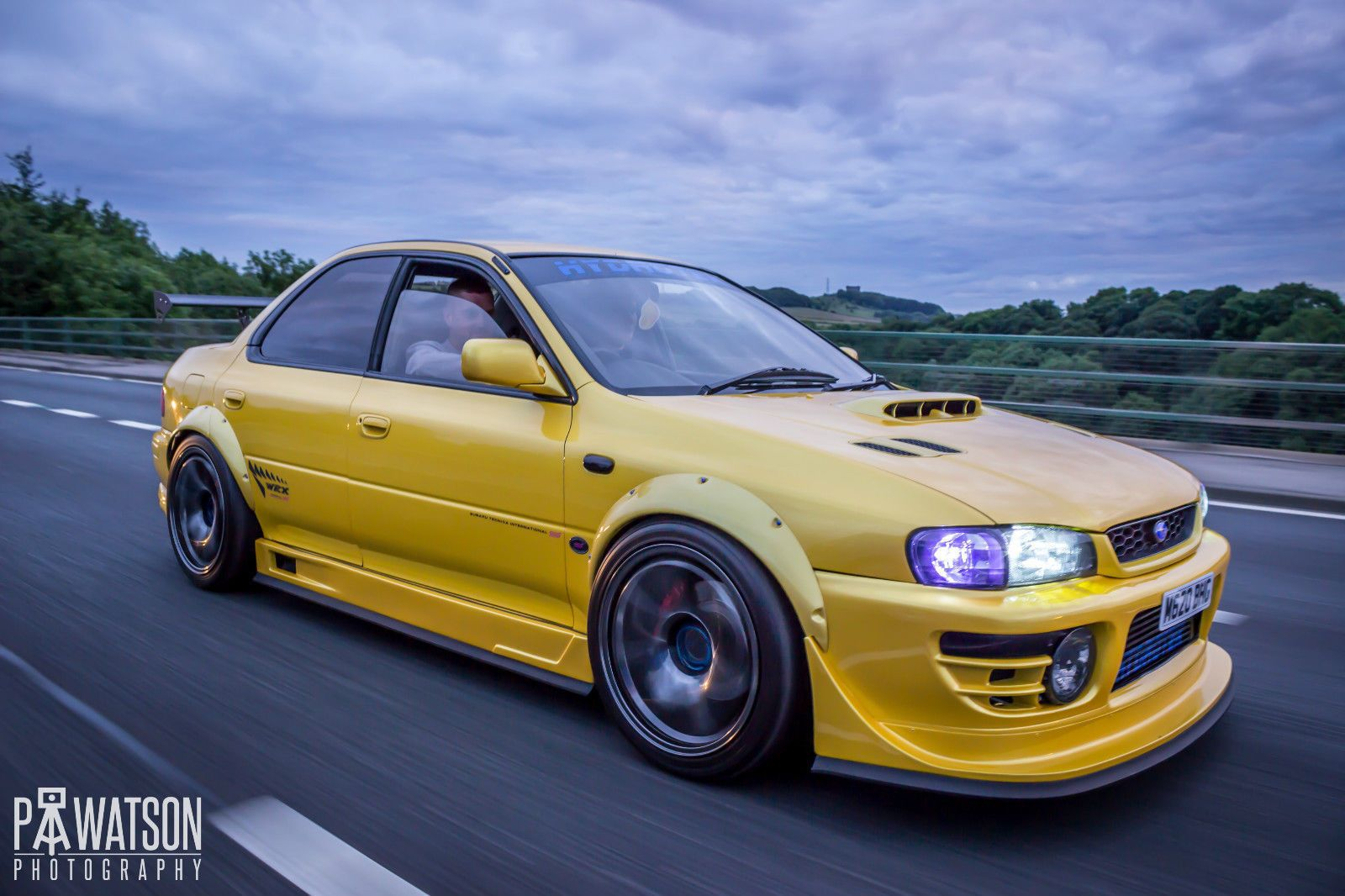 Looking For A Subaru Wrx Impreza Turbo Classic Import Wide Arch Kit