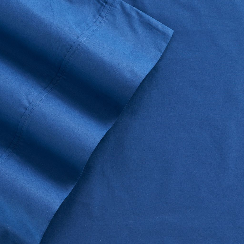 Columbia Cooling Sheet Set Or Pillowcases Blue Queen Set Sheet