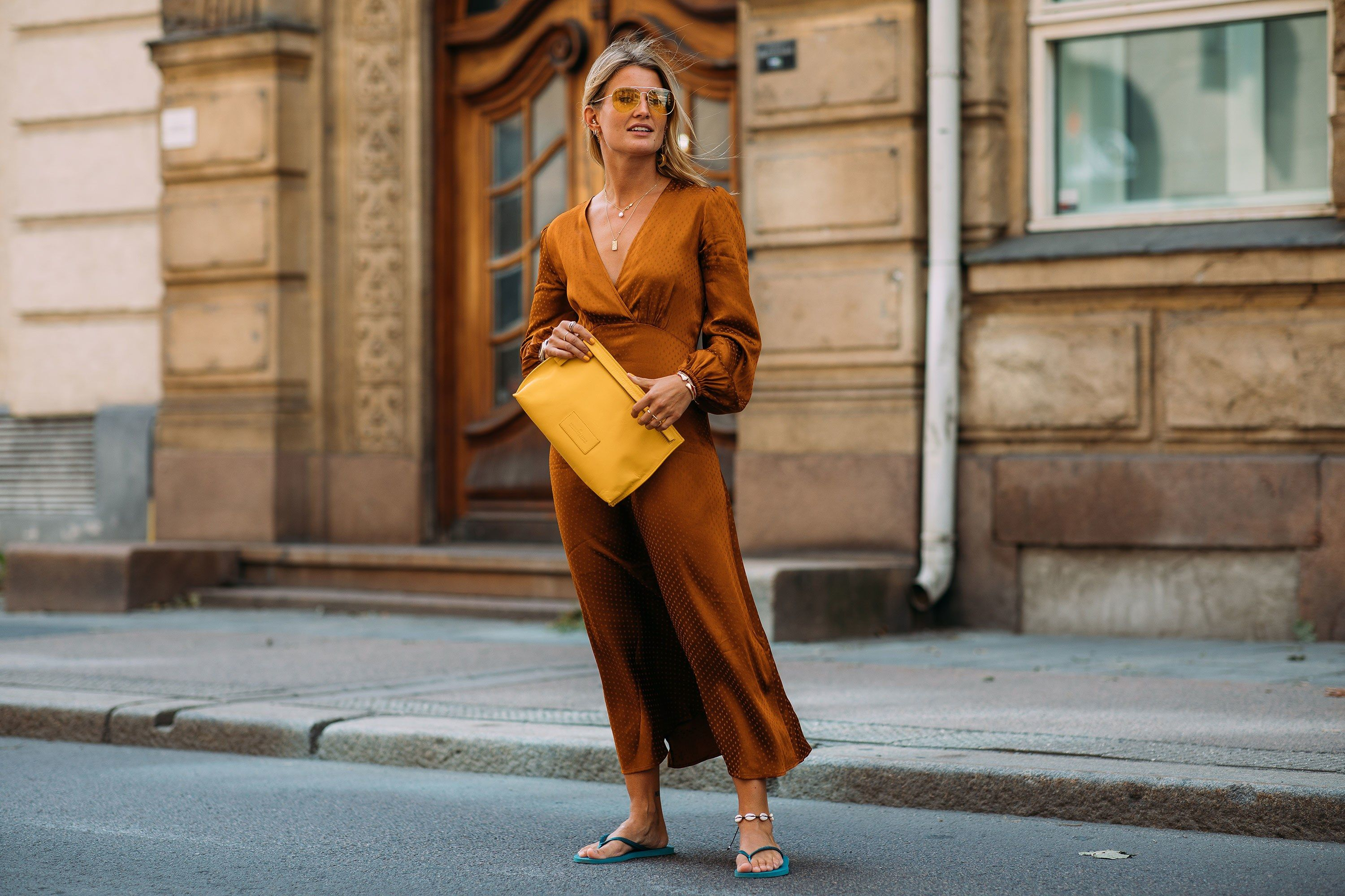 a4d7faaa The Best Street Style at Oslo Fashion Week Spring 2019 | dressed ...