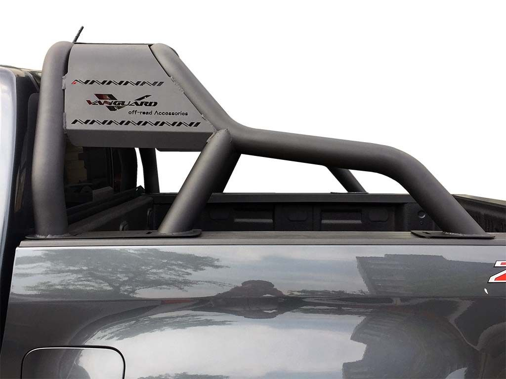 Vanguard Vgrb 1895bk Black Powdercoat Bravo Bed Bar Bed Bar