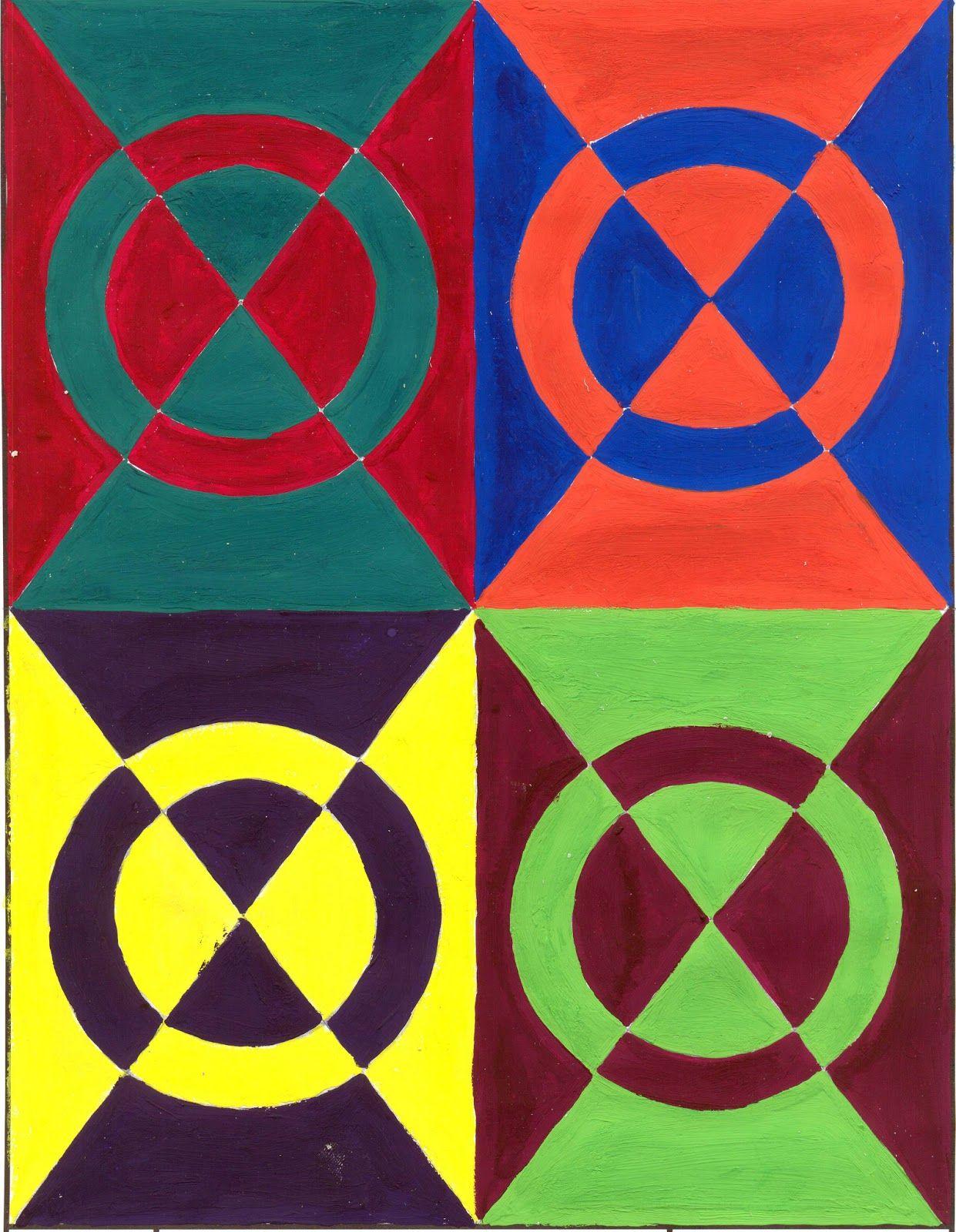Colores Complementarios Actividades Buscar Con Google Dibujos De Colores Colores Complementarios Dibujos