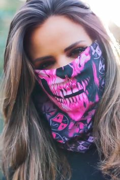 150+ Designs and 10+ Ways to Wear. Stops Sun, Cold, Dust, & Allergens. Made of SPF 40 Microfiber. All Face Shields come