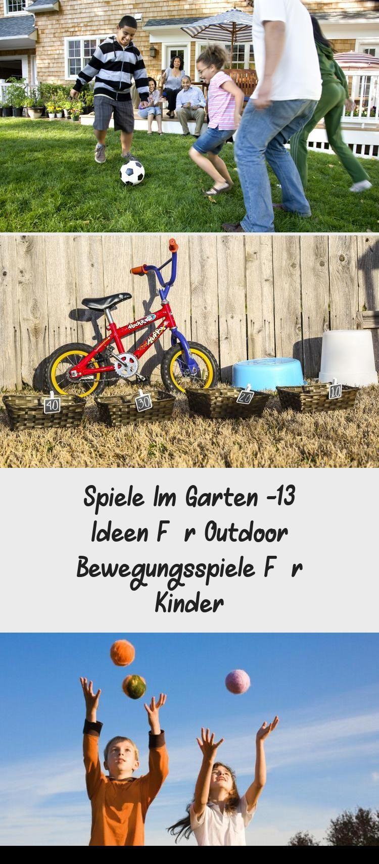 Spiele Im Garten 13 Ideen Für Outdoor Übungsspiele Für Kinder Sandbox Für Garten Ideen Kinder OutdoorÜbung In 2020 Spiele Im Garten Outdoor Bewegungsspiele