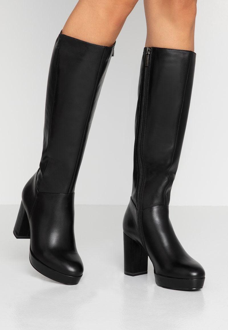 Tamaris High heeled boots - black