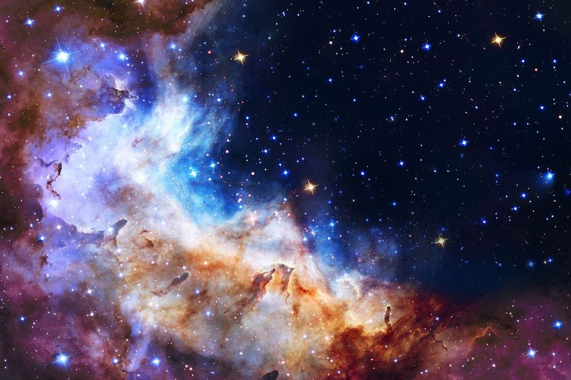 Space And Galaxy Backgrounds Vol 1 Galaxy Background Presentation App Background
