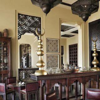 Omani interior