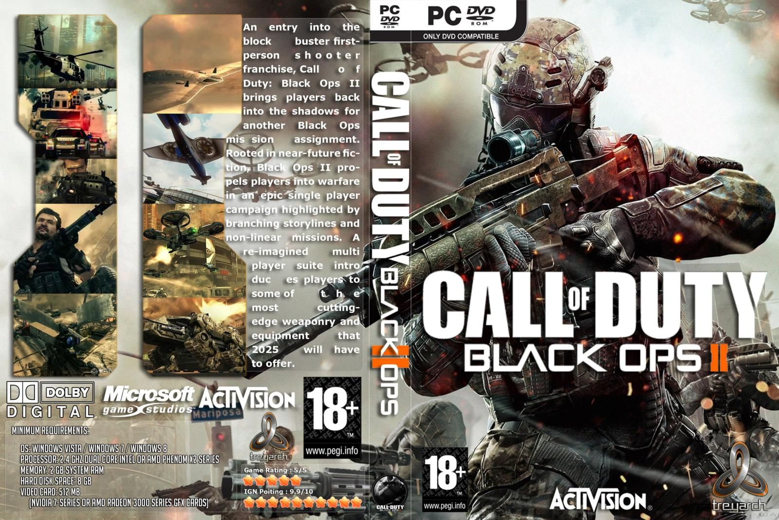 call of duty black ops 2 free download (incl dlc)