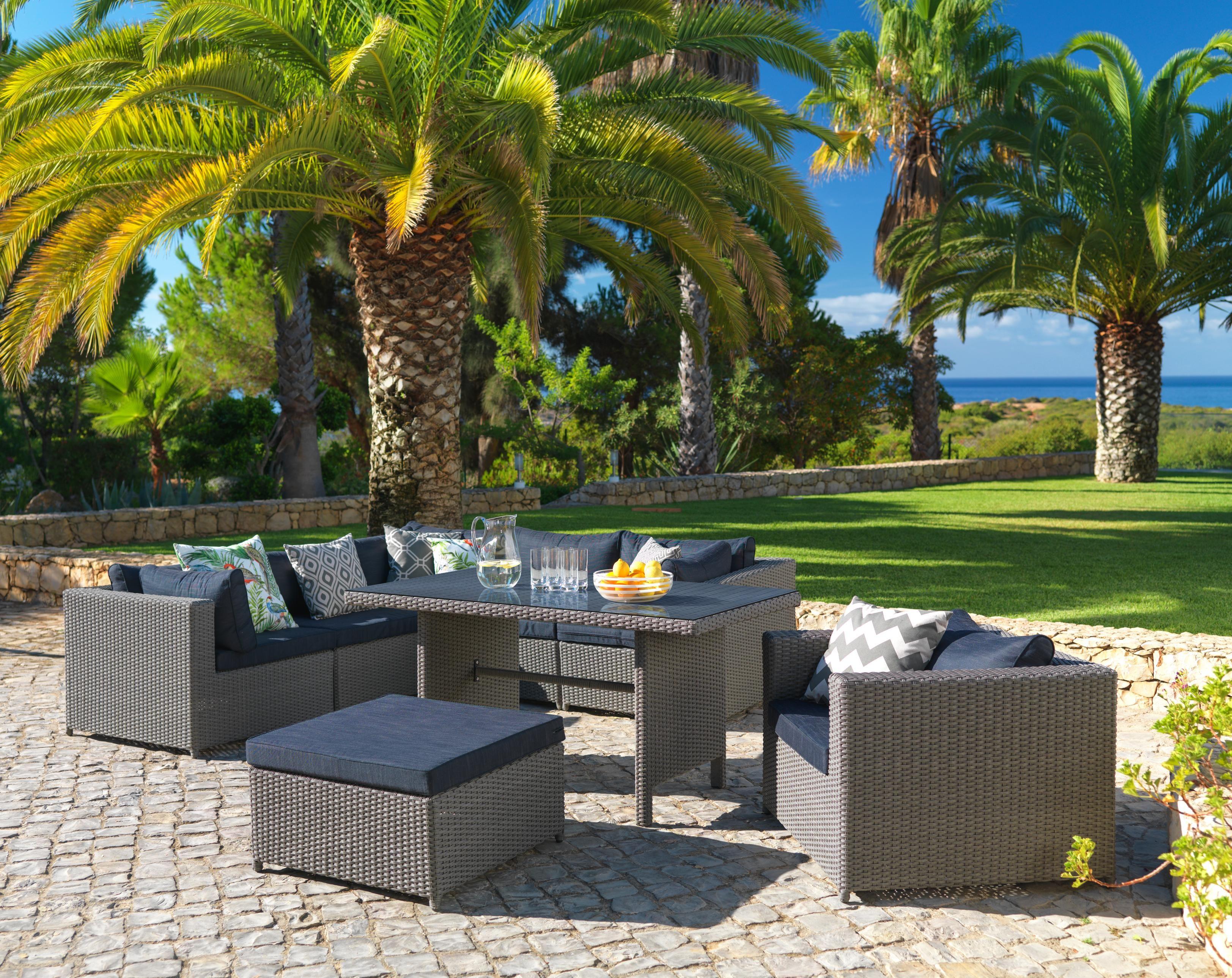 loungetisch aus glas von ambia garden gartenparadies pinterest kunststoff gartenparadies. Black Bedroom Furniture Sets. Home Design Ideas