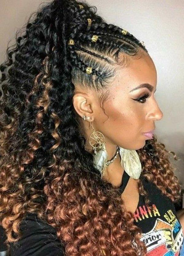 10 Best Black Hairstyles For Women #blackhairstyles
