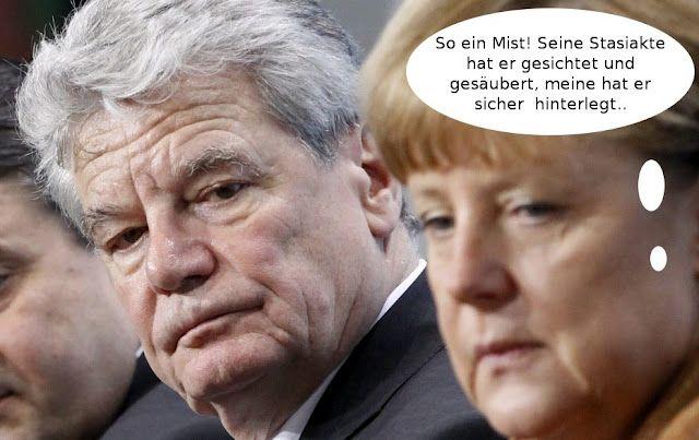 Wer Ist Gauck