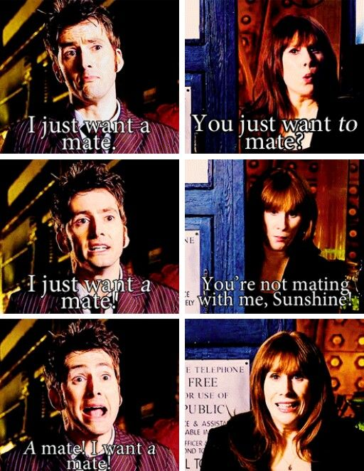 Doctor Who, David Tennant, Catherine Tate