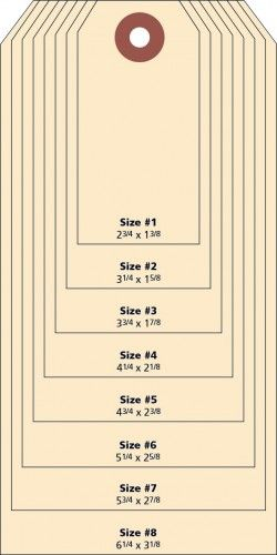 graphic about Printable Hang Tags named Conventional Dimensions printables Cling tags, Do-it-yourself present tags