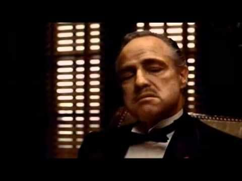 El Padrino The Godfather Primera Escena Vito Corleone