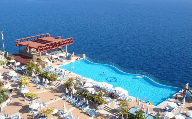 The Gloria Palace Amadores Hotel Is One Of The Best Hotels In