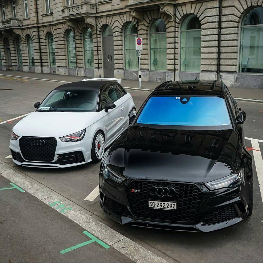 Audi A1 Clubsport Rs6 Avant C7 Follow My