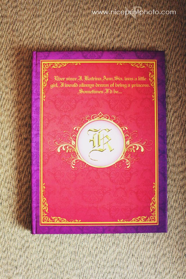 A storybook invitation is perfect for a fairytale-themed debut - best of invitation maker needed
