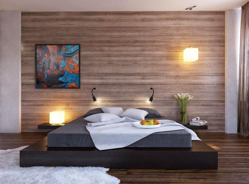 Modern Bedroom Interior Design Ideas #20